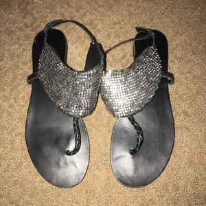 Anthropologie sandals size 10